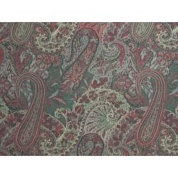 Tela Hogarth en Algodón y Lino color Rosa