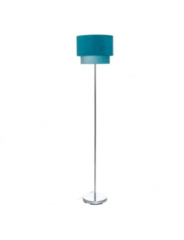 Lámpara de suelo Azul/Celeste
