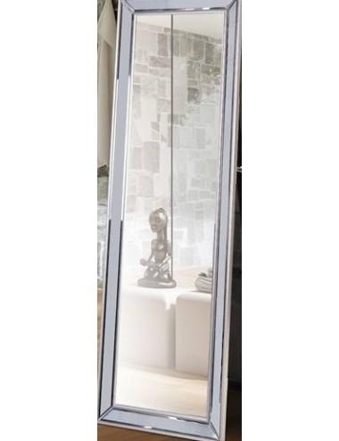 Espejo Vestidor de Pie con marco biselado