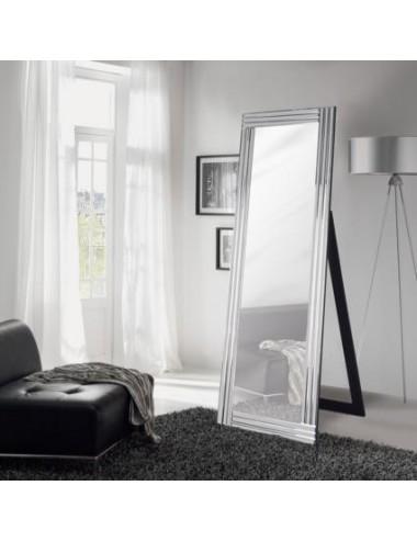 Espejo Vestidor de pie con marco de Cristal