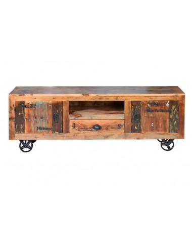 Mueble Televisión Vintage