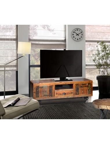 Mueble Televisión Vintage, foto Ambiente