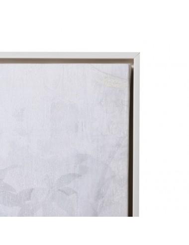 Cuadro de Impresión de Pájaros en Lienzo, detalle Marco