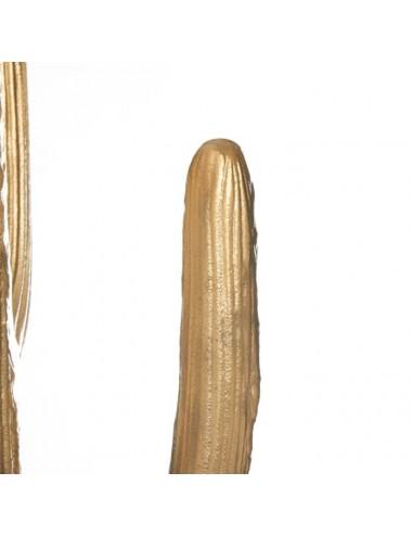 Lámpara de Sobremesa Cactus color Dorado, detalle Brazo