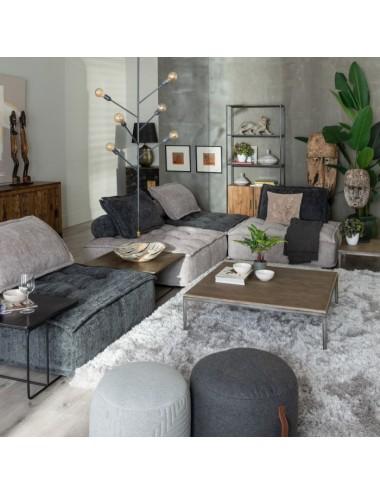 Sofá de una Plaza en Gris Claro, foto Ambiente 1