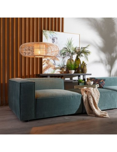 Sofá Modular Verde Oscuro, foto Ambiente 1