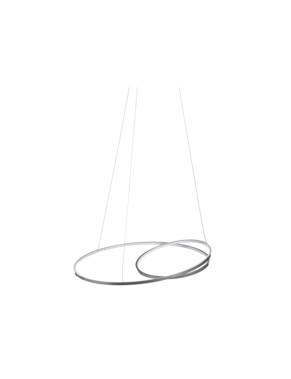 Lámpara de Techo en Metal Moderno