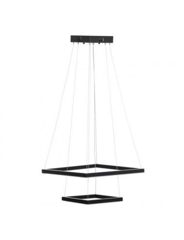 Lámpara de Techo en Metal Negro