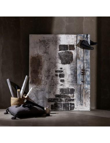 Cuadro Pintura Abstracto sobre Lienzo, foto Ambiente