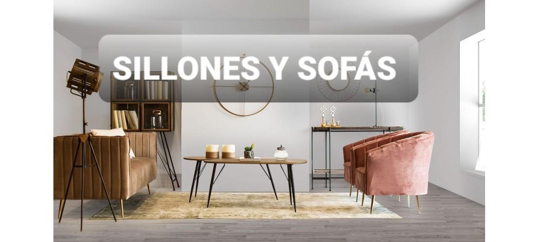 Sillones/Sofás